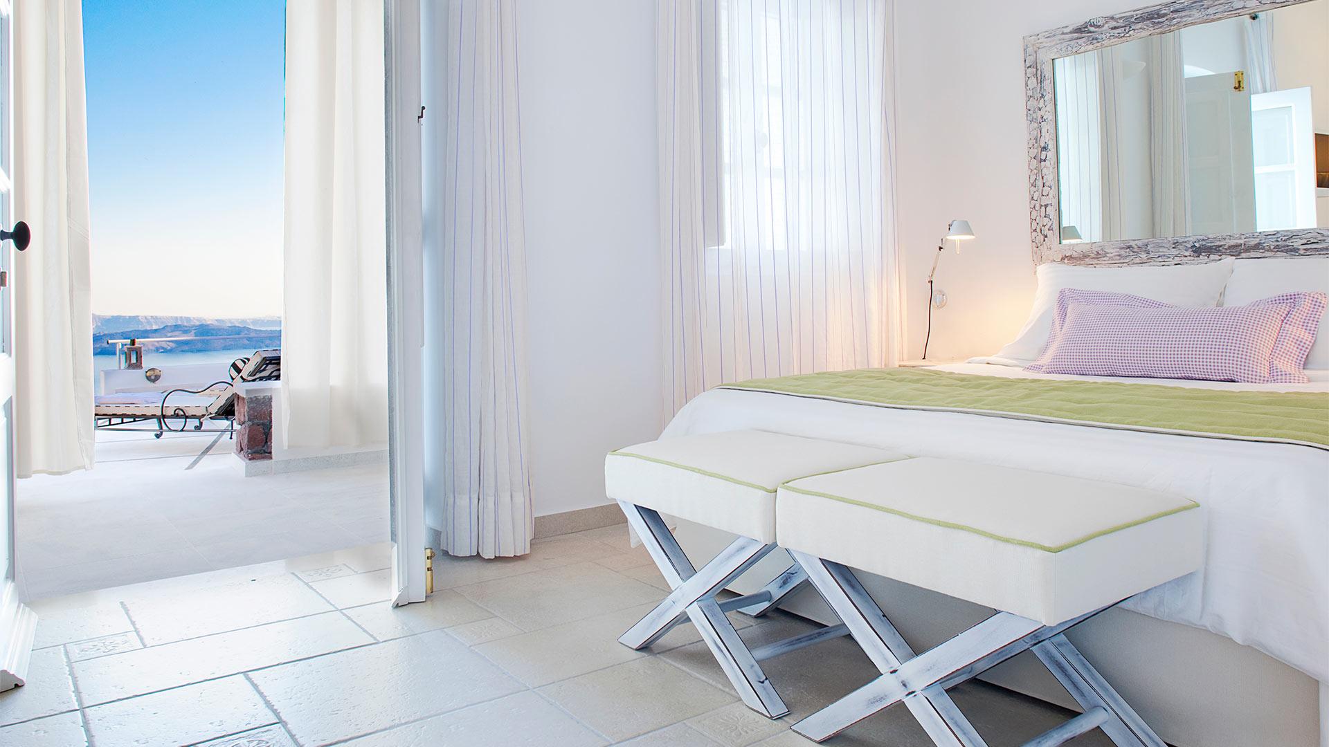 San antonio luxury hotel   santorini   grækenland