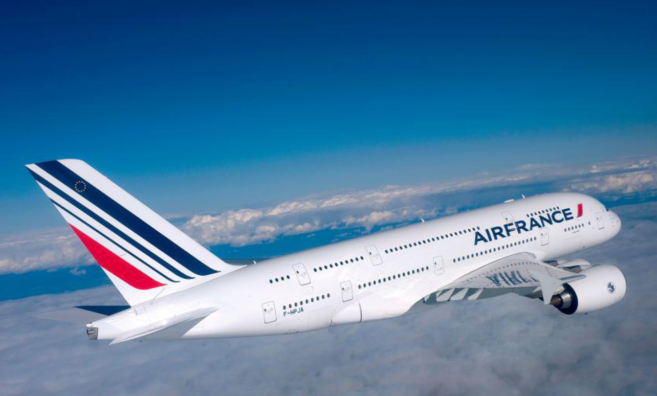 Flygresor Air France