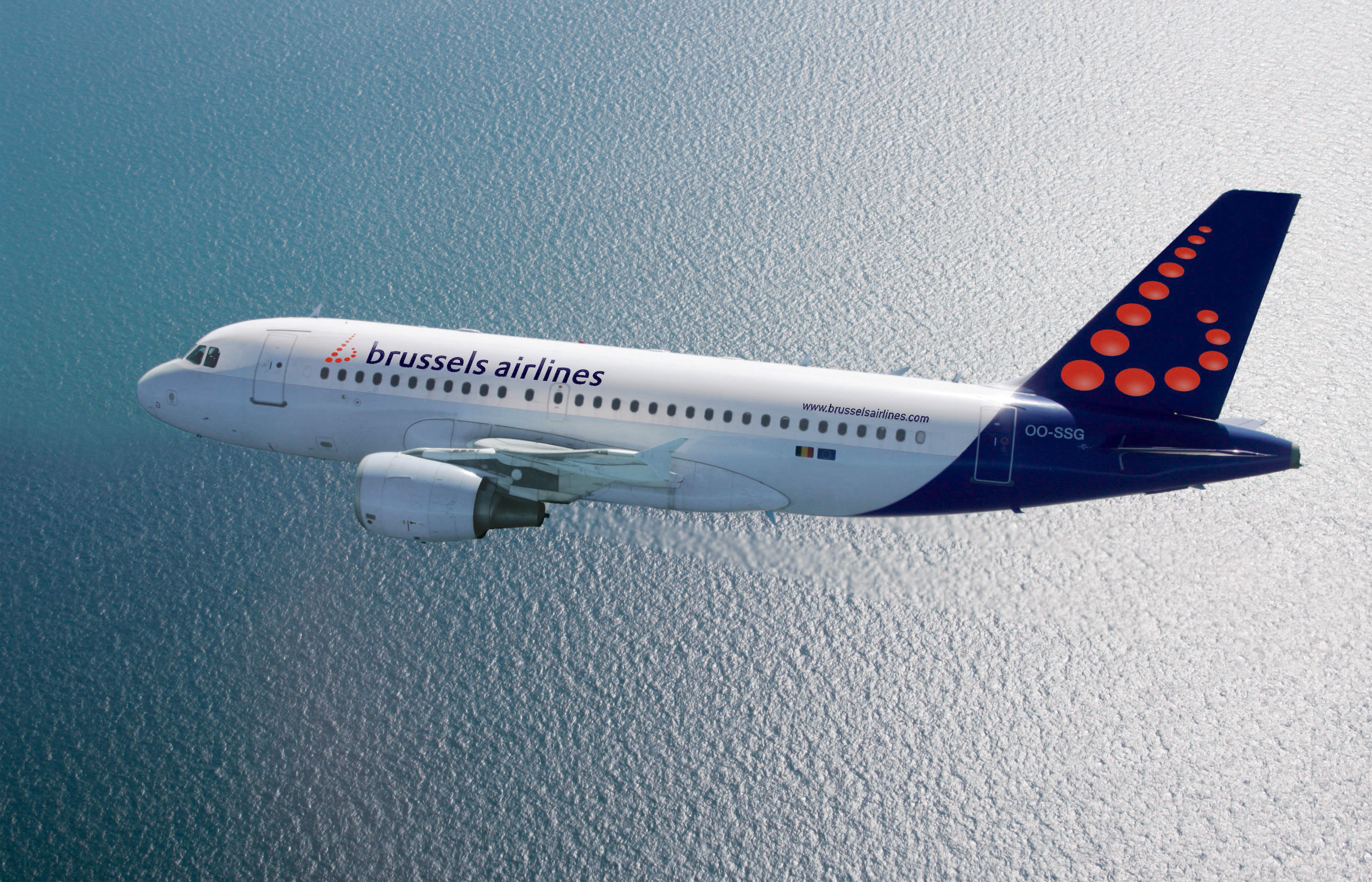 Flygresor Brussels Airlines