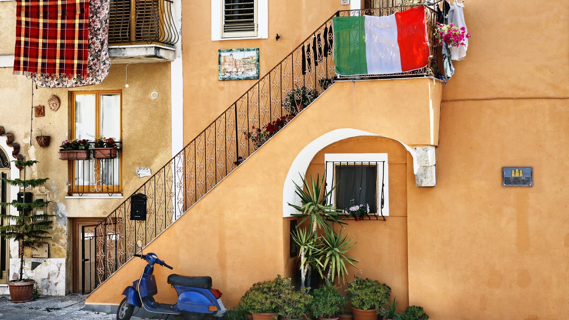 feriehus italien