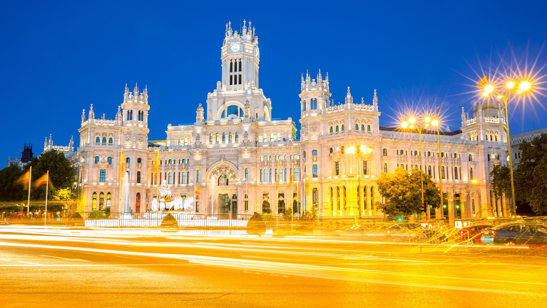 seværdigheder madrid spanien