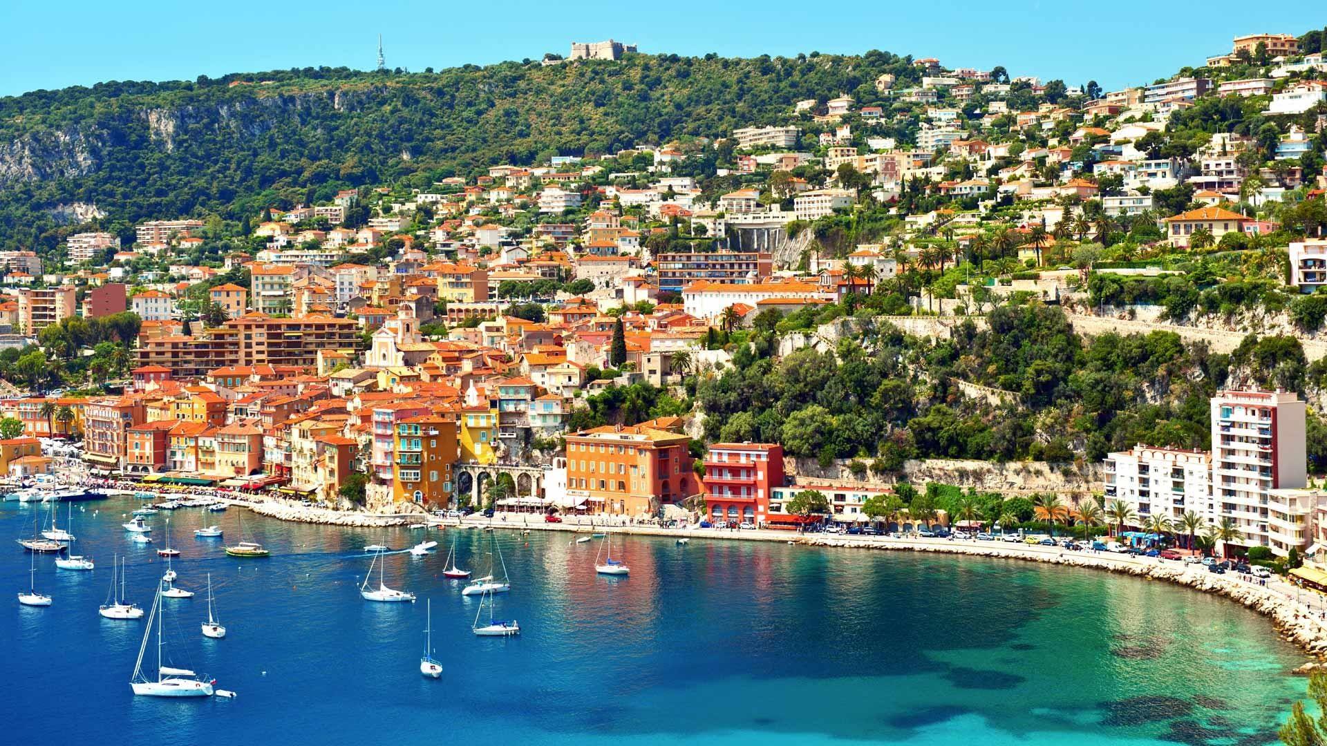 Urlaub an der Côte d\'Azur - Hotel, Ferienvilla | Siglinde ...