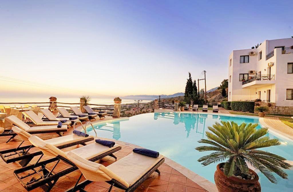 Creta Blue Boutique Hotel I Koutouloufari Hersonissos Hideaways Se