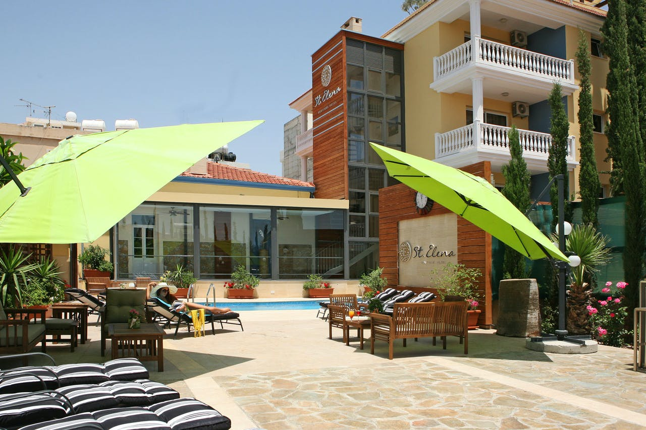Karta Cypern Flygplats.Hotel Saint Elena Cypern Hideaways Se