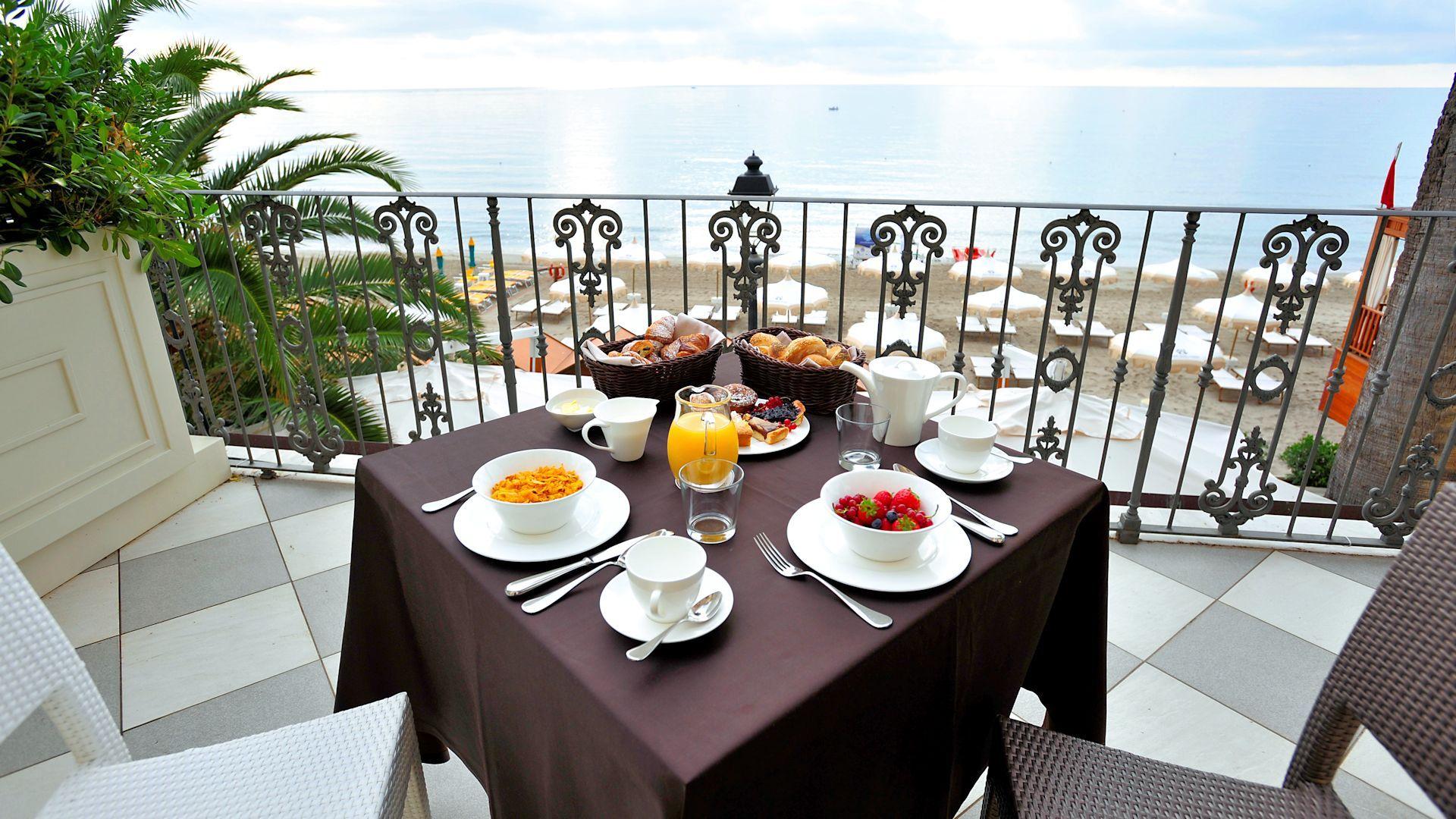 Grand Hotel Alassio Resort Spa In Ligurien Siglinde Fischer