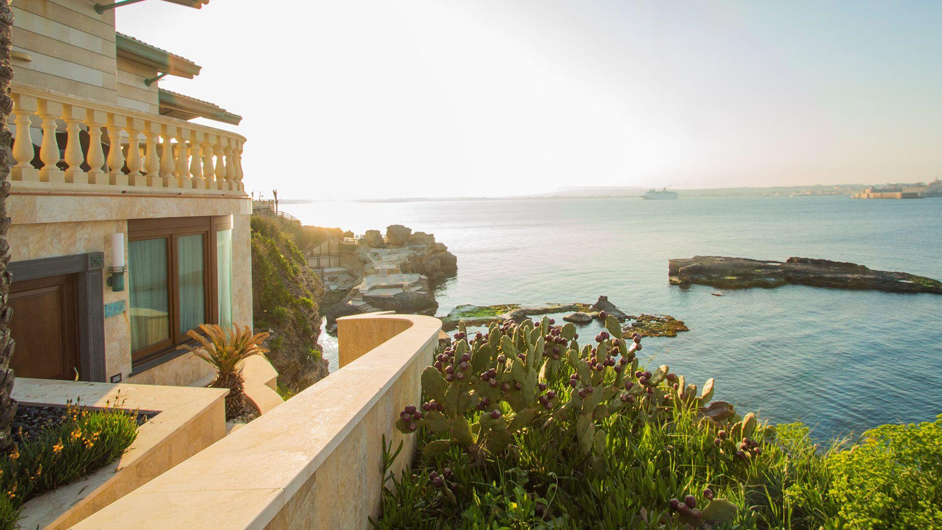 Grand Hotel Minareto Auf Sizilien Siglinde Fischer