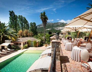 Hotel La Signoria Hotel Calvi Korsika