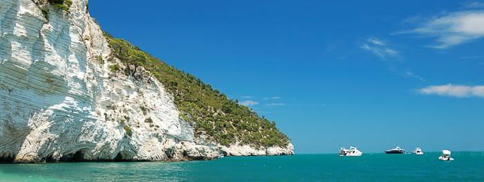 Der Gargano in Apulien