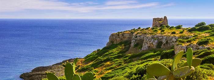 Das Klima Apuliens