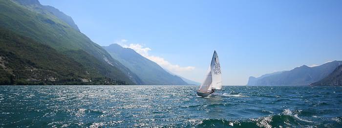 Der wunderschöne Lago di Garda