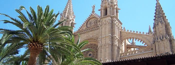 Städte auf Mallorca