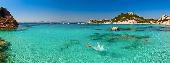 Die Strände Sardiniens