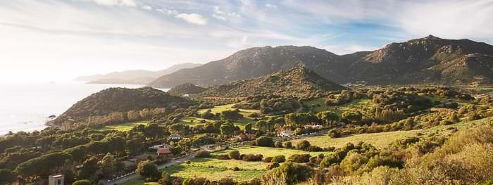 Küstenparadies Sardinien