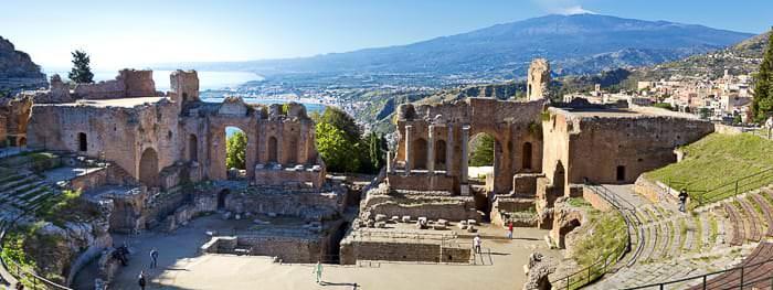 Reiseziel Sizilien
