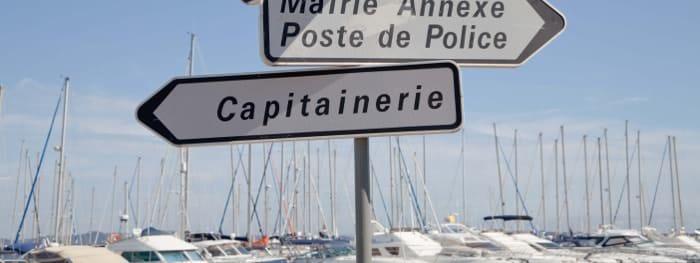 Häfen der Côte d'Azur