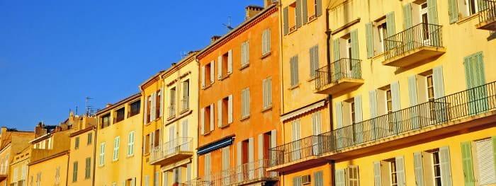 Städte der Côte d'Azur
