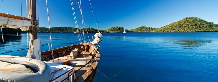 Küstenparadies Dalmatien