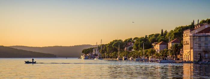 Reiseziel Dalmatien