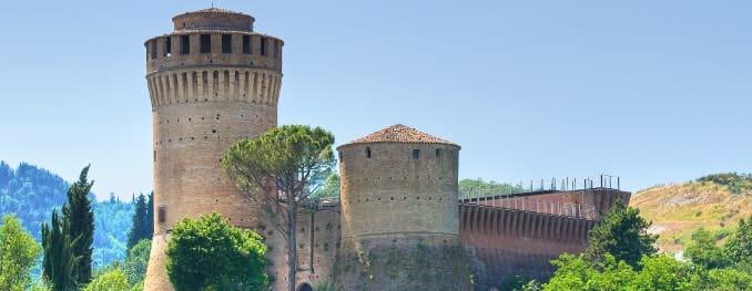 Urlaubsziel Emilia-Romagna