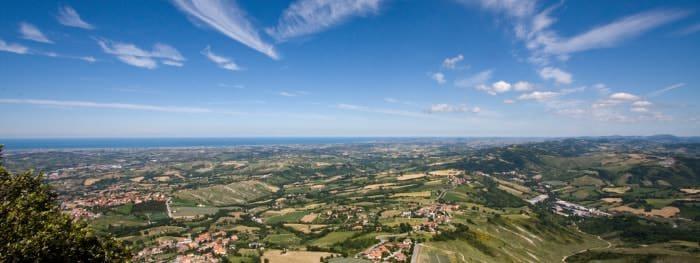 Reiseziel Emilia-Romagna