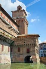 Ferrara in der Emilia-Romagna