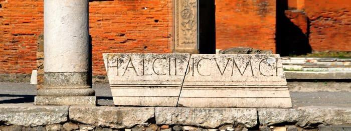 Sehenwürdigkeiten aus der Antike