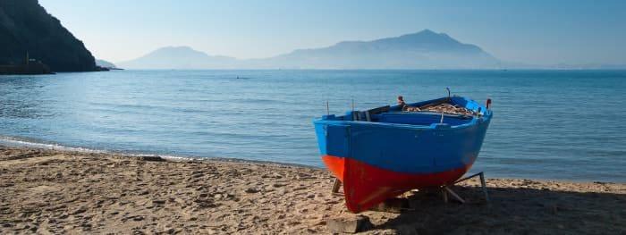 Wunderschöne Strandabschnitte