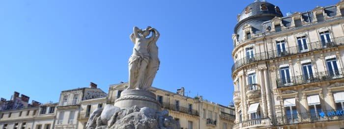 Städte im Languedoc