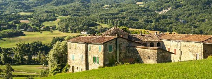 Die Geschichte der Lombardei