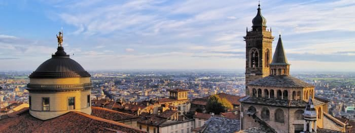 Städte der Lombardei