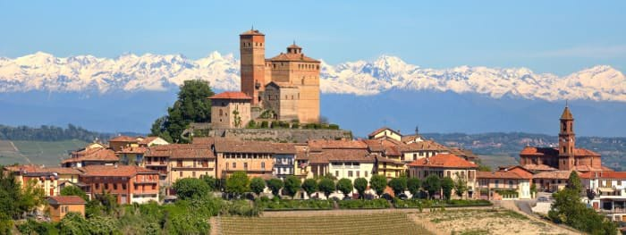 Reiseziel Piemont