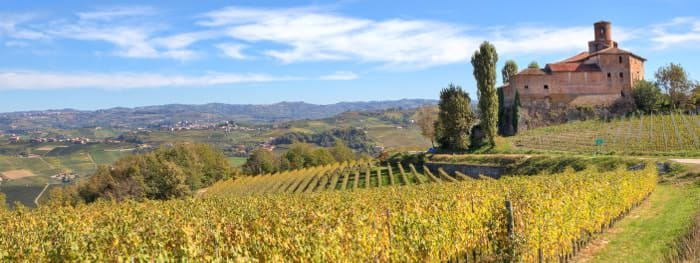 Urlaubsparadies Piemont