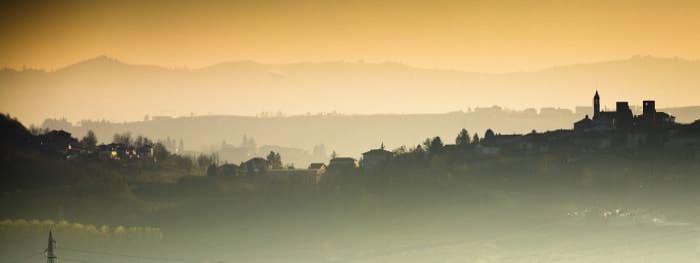Einkaufen im Piemont