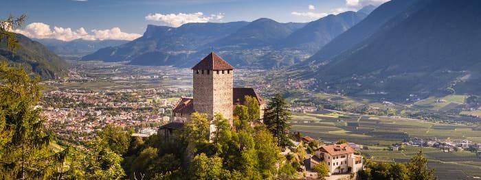 Die Geschichte Südtirols