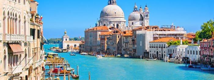 Reiseziel Venetien