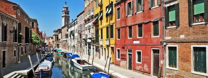 Einkauftipps für Venetien und Venedig