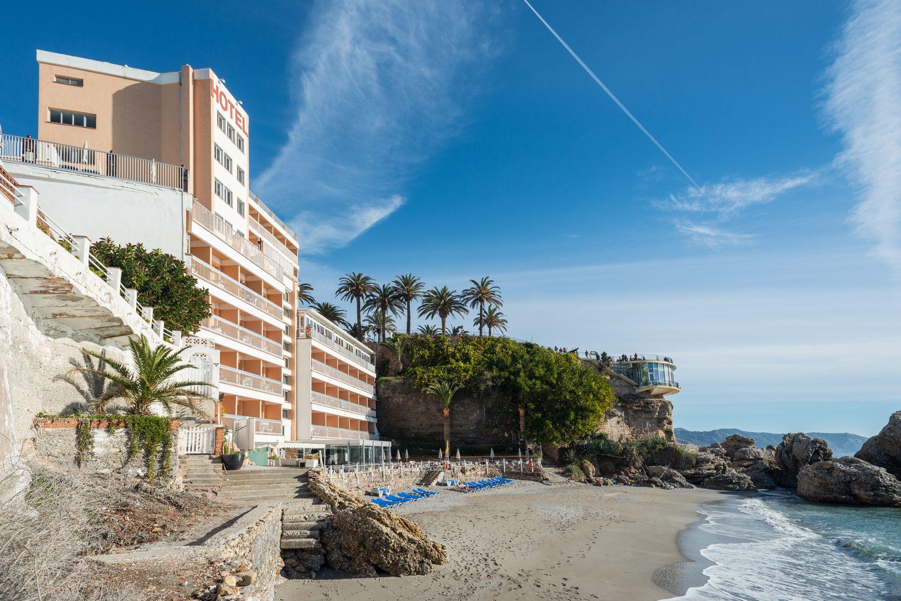 Hotel Balcon De Europa Andalusien Hideaways