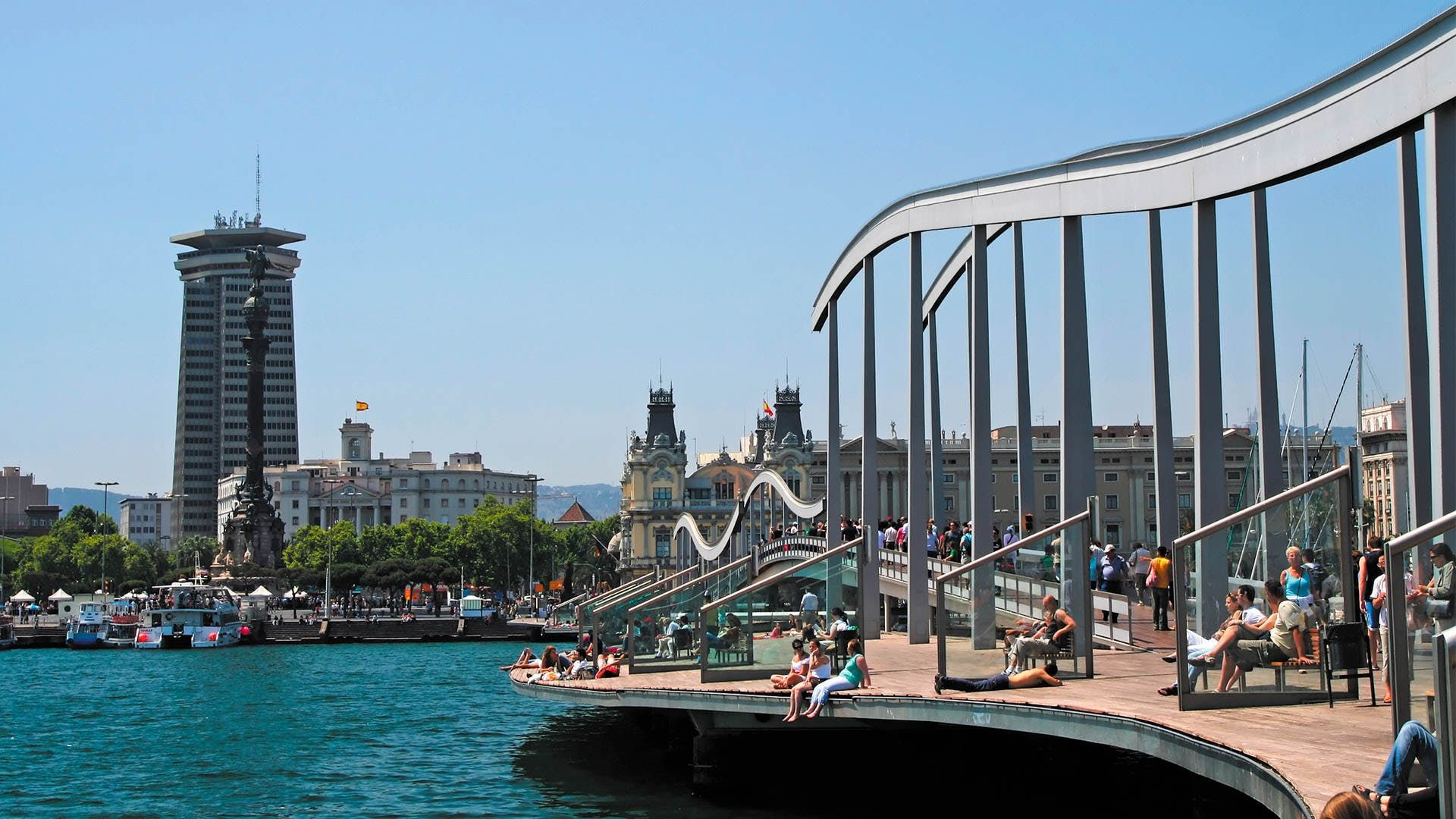 Karta Over Sevardheter I Barcelona.Hotell I Barcelona Hideaways Boka Barcelona Hotell Nu