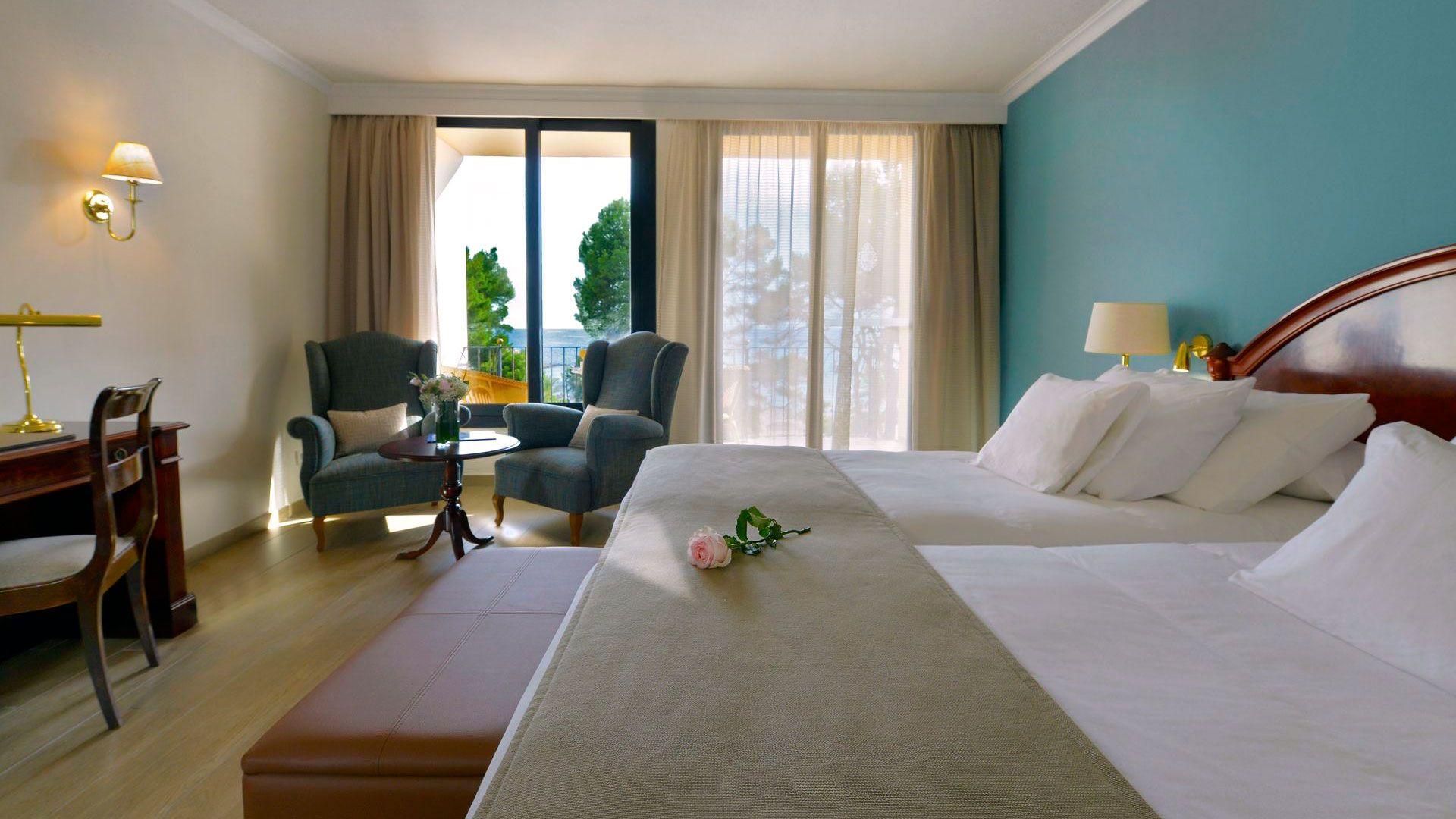 gentleman house hotel med spa på værelset